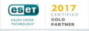 Certified gold partner ESSET