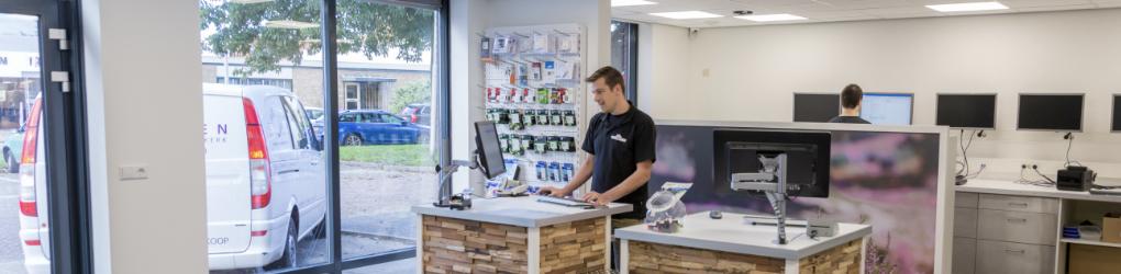 Welkom in onze nieuwe winkel aan de Noordenweg 12 in Ridderkerk